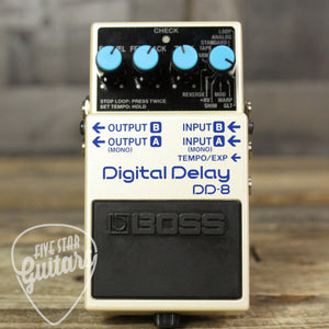 Pre-Owned Boss DD-8 Delay