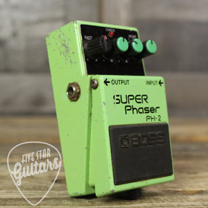 Pre-Owned Boss Super Phaser PH-2