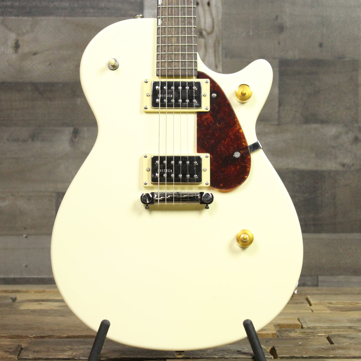 Gretsch G2210 Streamliner Jr. Jet - Antique White