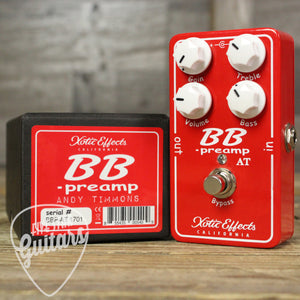 Pre-Owned Xotic BB AT Preamp