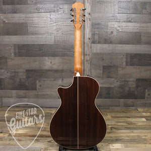 Taylor 812ce 12-fret DLX - Rosewood Back and Sides