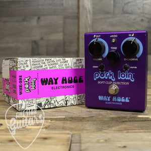Pre-Owned Way Huge Pork Loin Overdrive Pedal