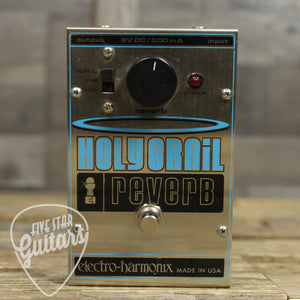 Pre-Owned EHX Holy Grail Reverb