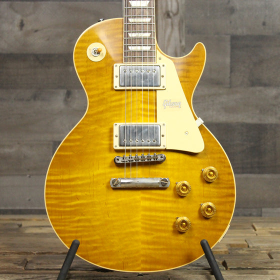 Gibson 1958 Les Paul Standard Reissue - Lemon Burst