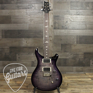 CE-24  Charcoal Purple Burst - Full Front