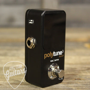 Pre-Owned TC Electronic Polytune 3 Noir