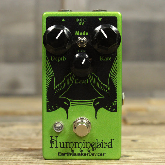 Pre-Owned Earthquaker Hummingbird Tremolo Pedal