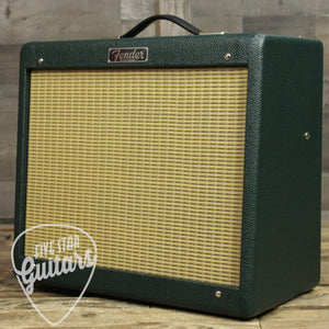 Fender Limited Edition Blues Jr. - Racing Green