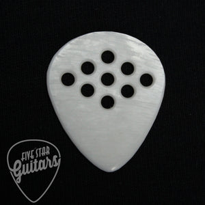 "Wegenpicks 1.4mm White ""Bluegrasspick"" 4-Pack (Right-handed Bevel)"