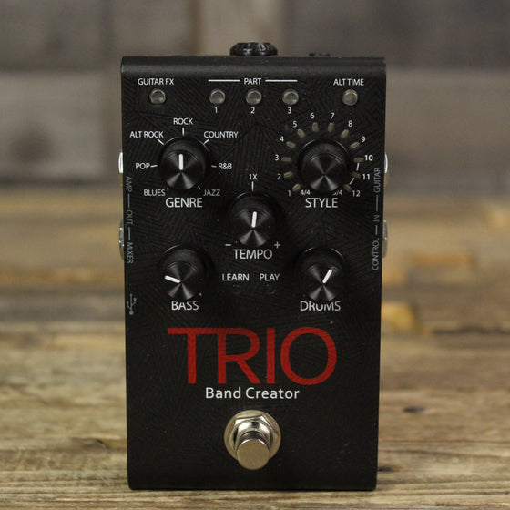 Pre-Owned Digitech TRIO