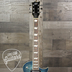 LTD Eclipse 256 - Cobalt Blue sn 1778
