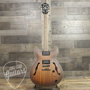 Ibanez AS53 Semi Hollow - Tobacco Flat