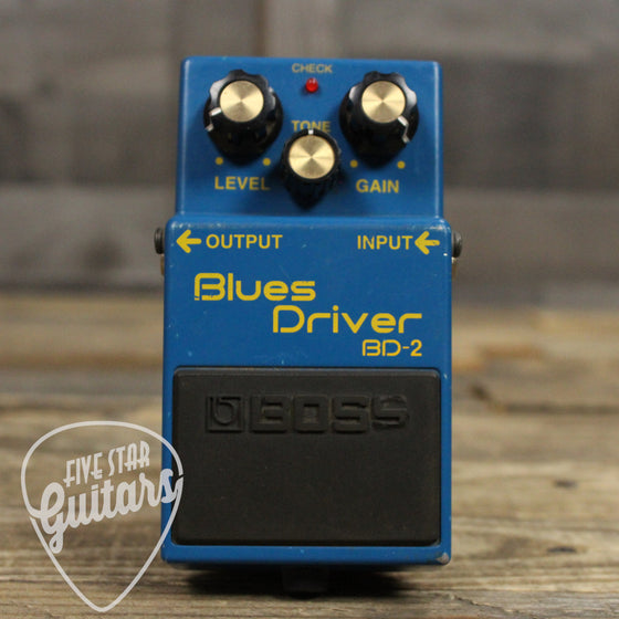 Pre-Owned Boss BD-2