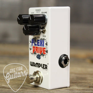 Wampler Plexi-Drive Mini British Gain Pedal