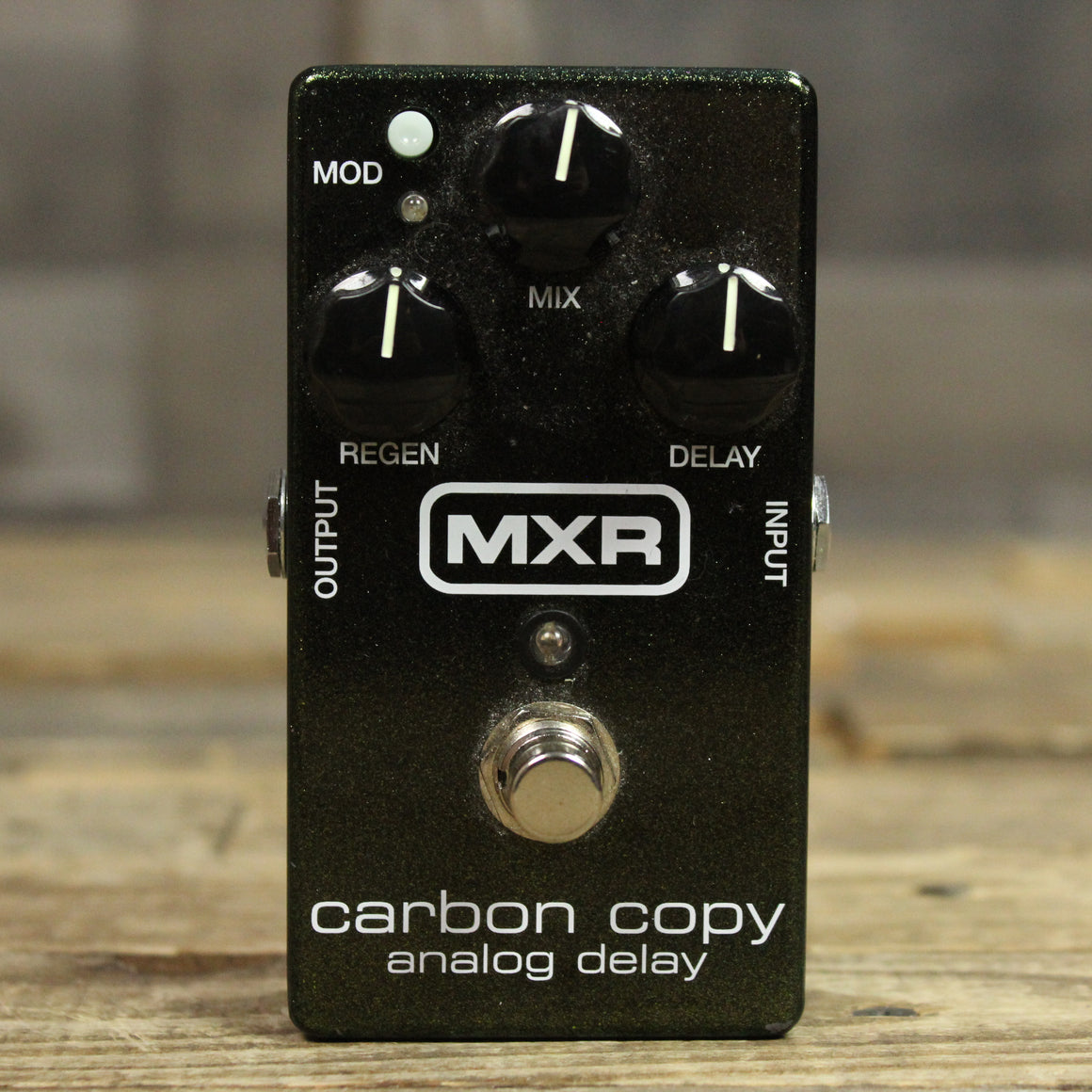 Pre-Owned MXR Carbon Copy Delay