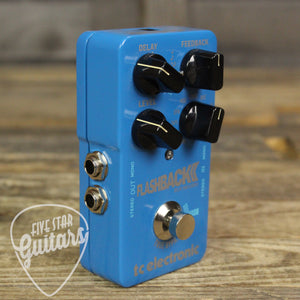 Pre-Owned TC Flashback Delay