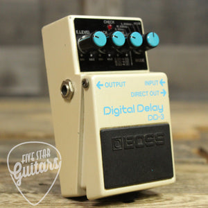 Pre-Owned Boss DD-3 Digital Delay Pedal