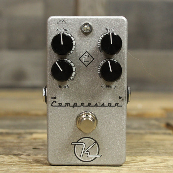 Pre-Owned Keeley Compressor Pedal
