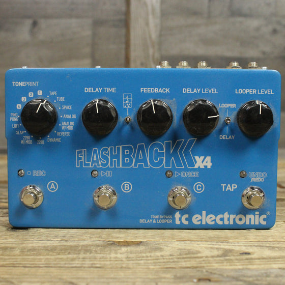 Pre-Owned TC Flashback X4