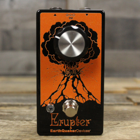 Pre-Owned EarthQuaker Devices Erupter Fuzz Pedal