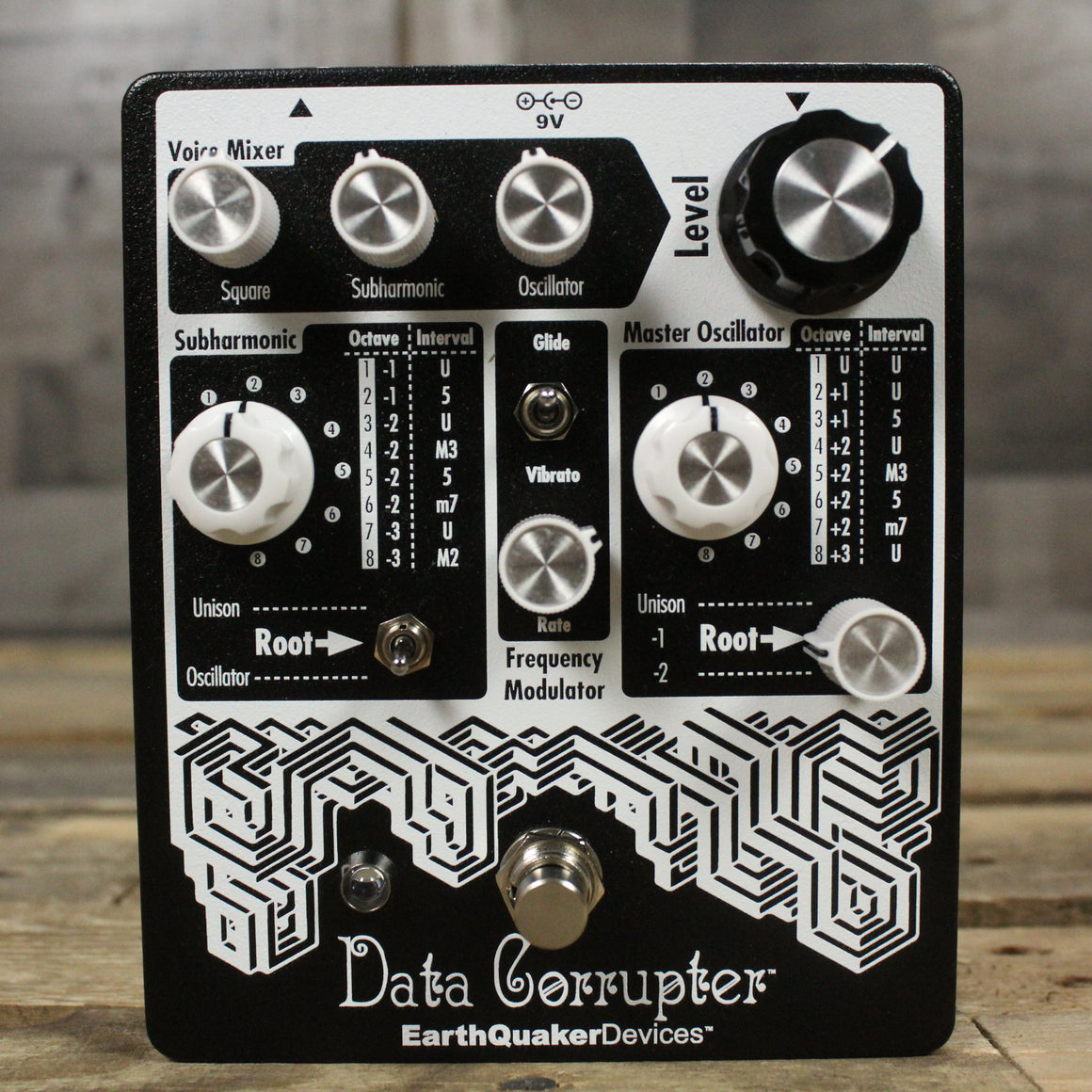 Pre-Owned EarthQuaker Devices Data Corrupter Pedal