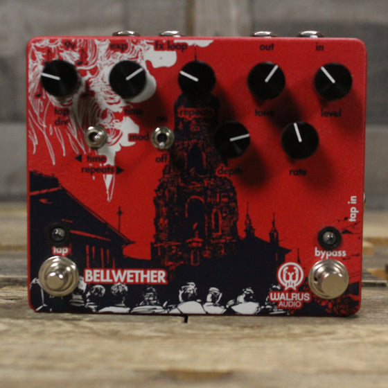 Pre-Owned Walrus Bellwether Analog Delay