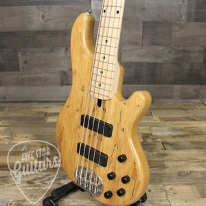 Lakland 55-01 Deluxe 5-string, Spalted Maple