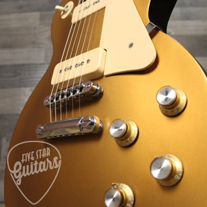 Pre-Owned Les Paul Studio Gold w/ P90s