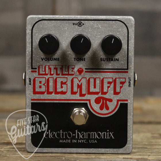 Pre-Owned Electro-Harmonix Little Big Muff