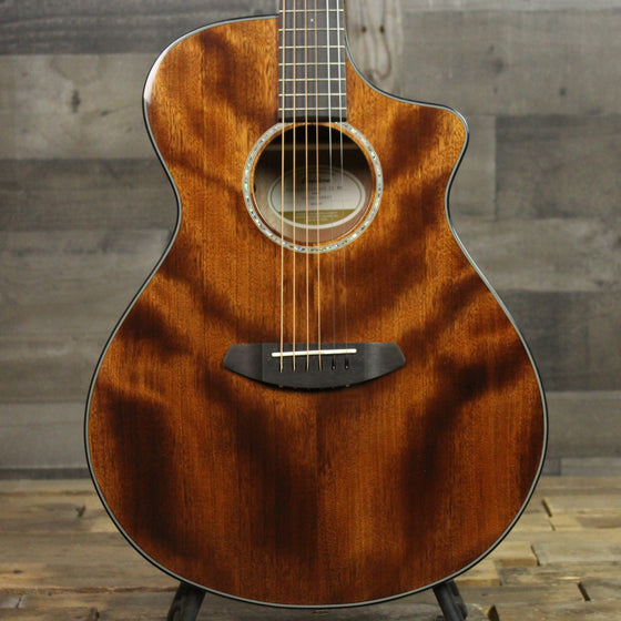 B-Stock Breedlove Pursuit Concert CE Mohogany - Natural