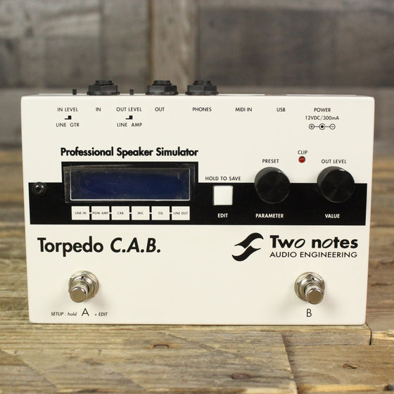 Pre-Owned TwoNotes C.A.B.