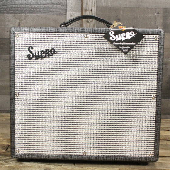 Supro 1696RT Black Magick Reverb