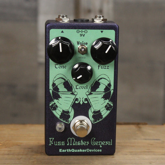 Pre-Owned EarthQuaker Devices Fuzz Master General Pedal