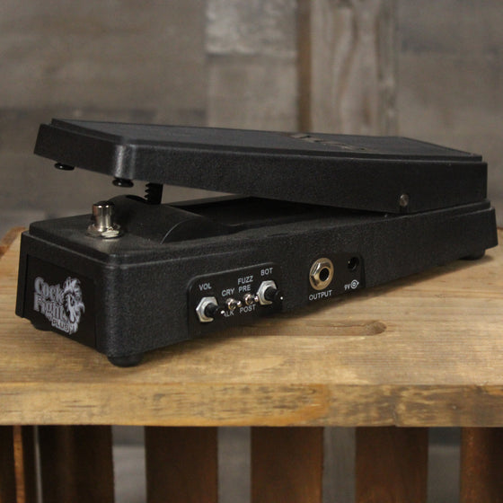 Pre-Owned Electro-Harmonix Cock Fight Plus Wah Pedal