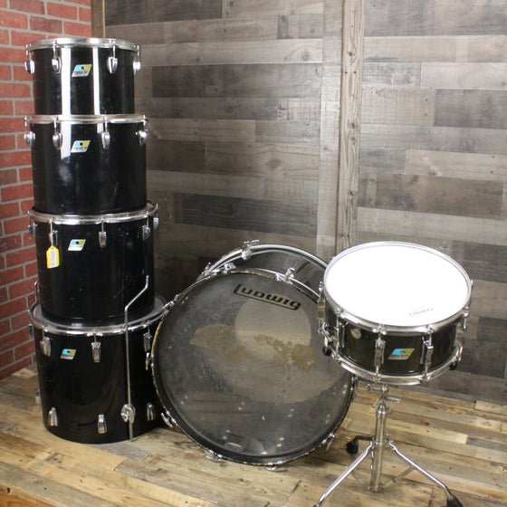 70s Era Ludwig Vistalite Kit
