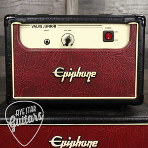 Pre-Owned Epiphone Valve Jr