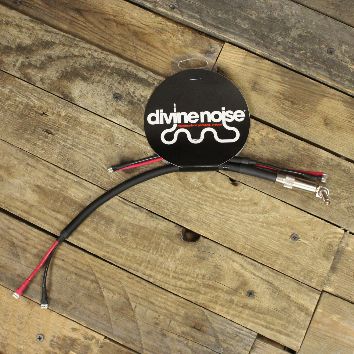 Divine Noise Combo Amp Cable - 2 Speaker