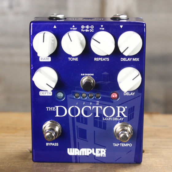 Pre-Owned Wampler The Doctor Delay Pedal