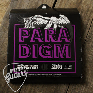 Ernie Ball Paradigm Power Slinky Strings 11-48