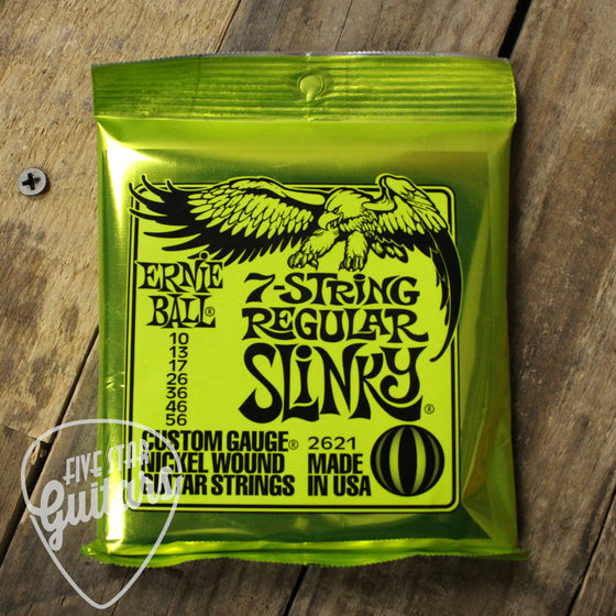 Regular Slinky 7-String