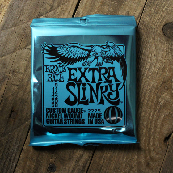 Ernie Ball Extra Slinky Electric Guitar Strings