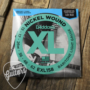 D'Addario EXL158 Electric Guitar Strings