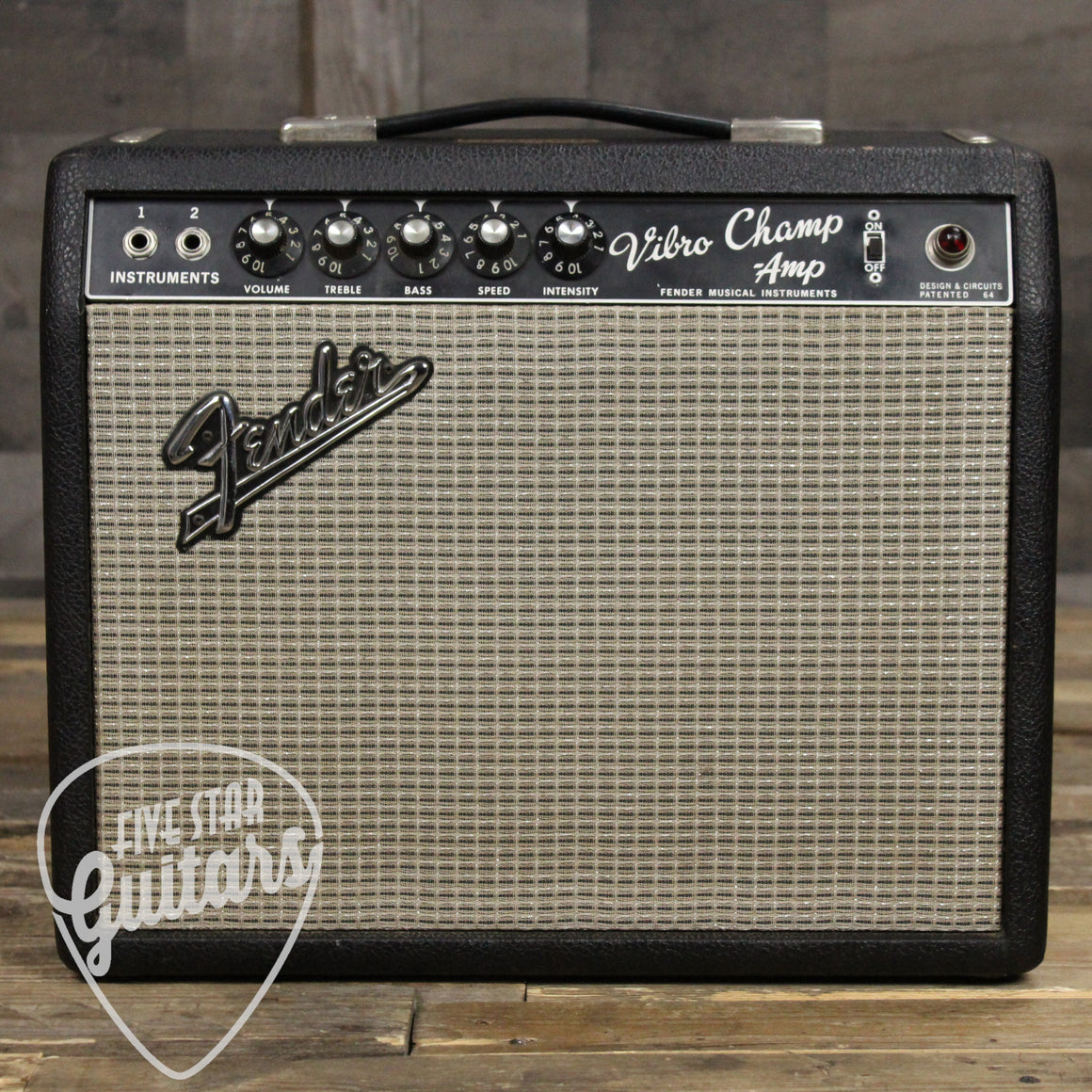 Pre-Owned 1967 Fender Vibro Champ