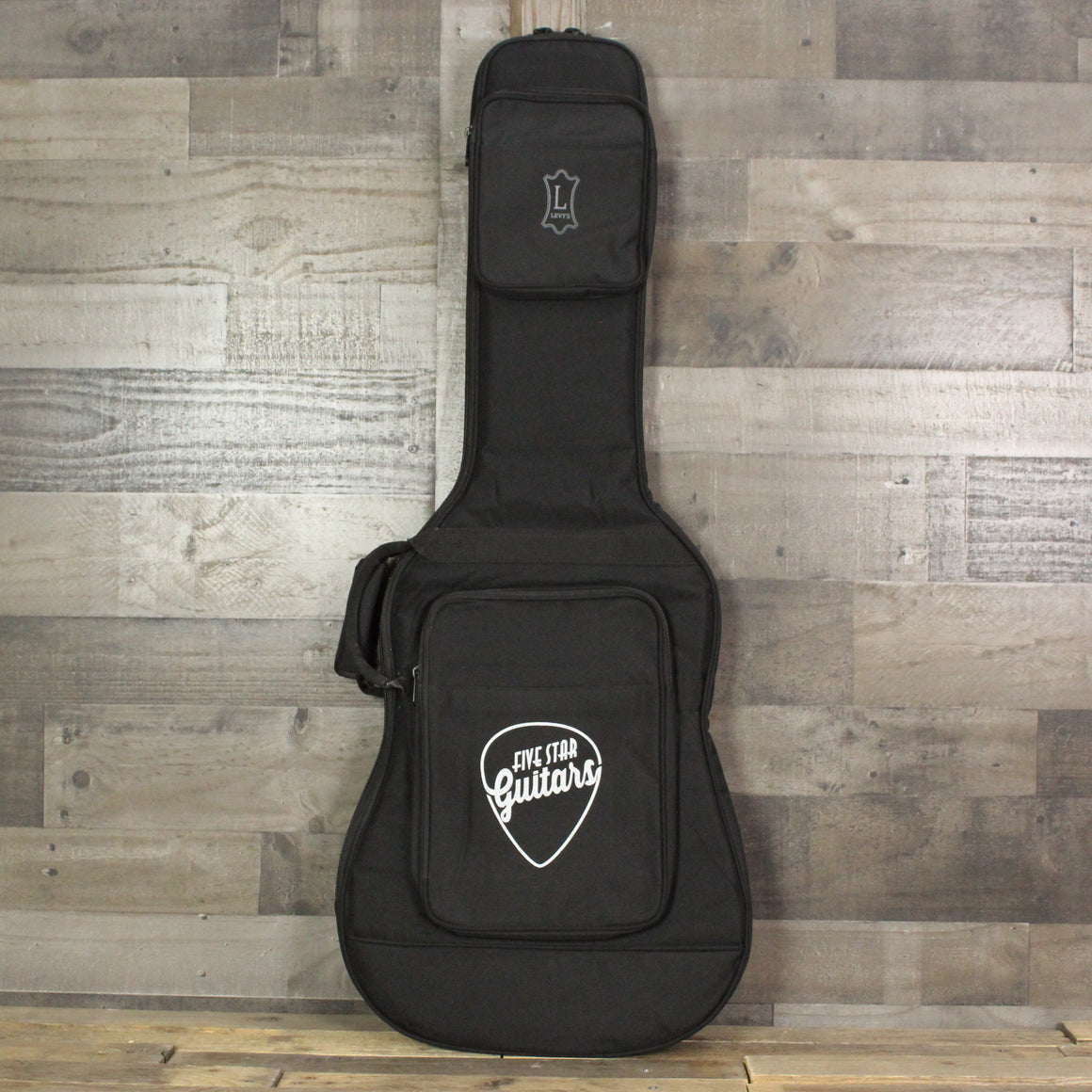 Five Star Guitars Deluxe Electric Guitar Gig Bag EM7S