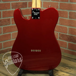 Fender American Pro Telecaster, Maple Fingerboard, Candy Apple Red