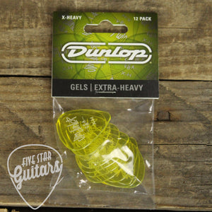 Dunlop Gels Yellow 12-pack
