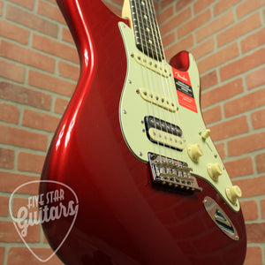 Fender American Pro Stratocaster HSS ShawBucker, Rosewood Fingerboard, Candy Apple Red