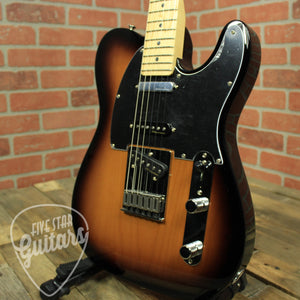 Deluxe Nashville Telecaster, Maple Fingerboard, 2-Color Sunburst