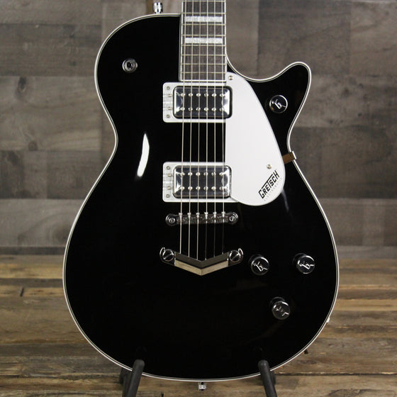 Gretsch G5220 Jet Single Cut BT V-Stoptail WN Black