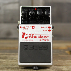 Pre-Owned Boss SYB-5